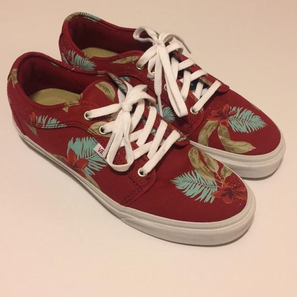 95ca2fb459 NEW Vans Ultra Cush Pro Hawaiian mens sneakers 9. M 5a541a7a9cc7efe3c602e070